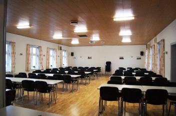 Sall Forsamlingshus Sal