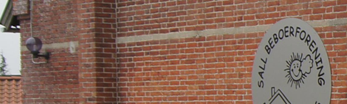 Beboerforeningen søger midler til renovering af facaden