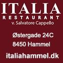 Restuatant Italia Hammel
