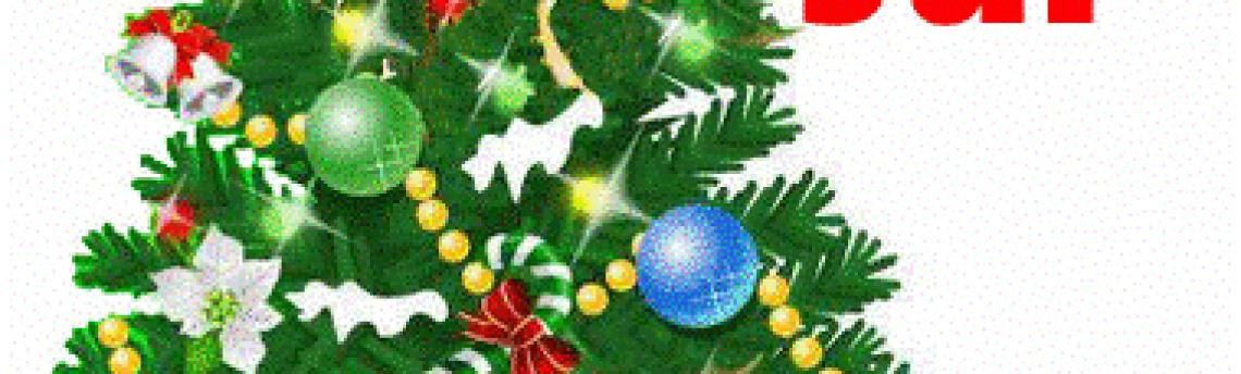Glædelig Jul & godt Nytår