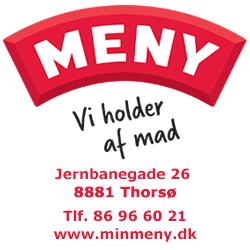Meny Thorsø/Svend