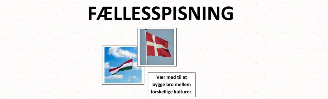 Fællsspisning d. 29. September